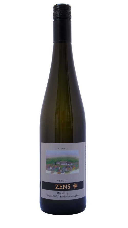 Riesling, Reserve 2020, Ried Hundschupfen